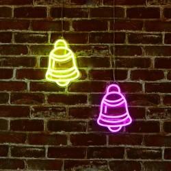 小聖誕鐘 霓虹燈