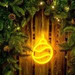 聖誕波 霓虹燈