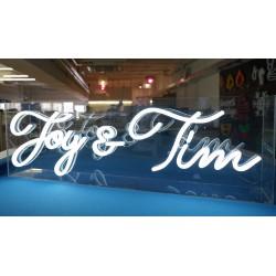 Joy & Tim